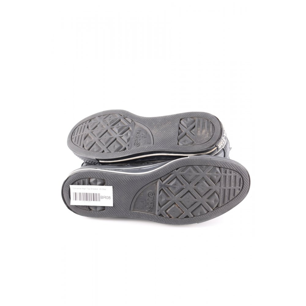 converse high top sneaker all star damen gr de 37 wei. Black Bedroom Furniture Sets. Home Design Ideas