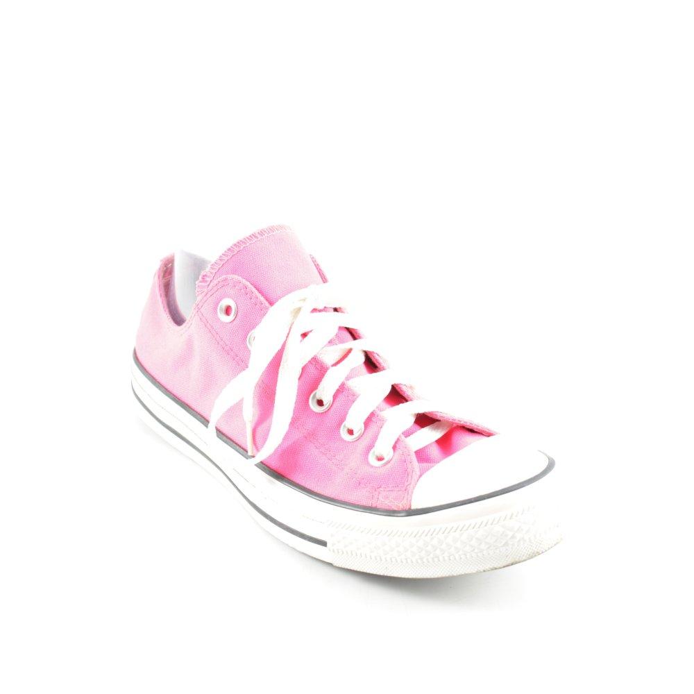 CONVERSE Sneaker stringata multicolore stile casual Donna Taglia IT 42 bianco