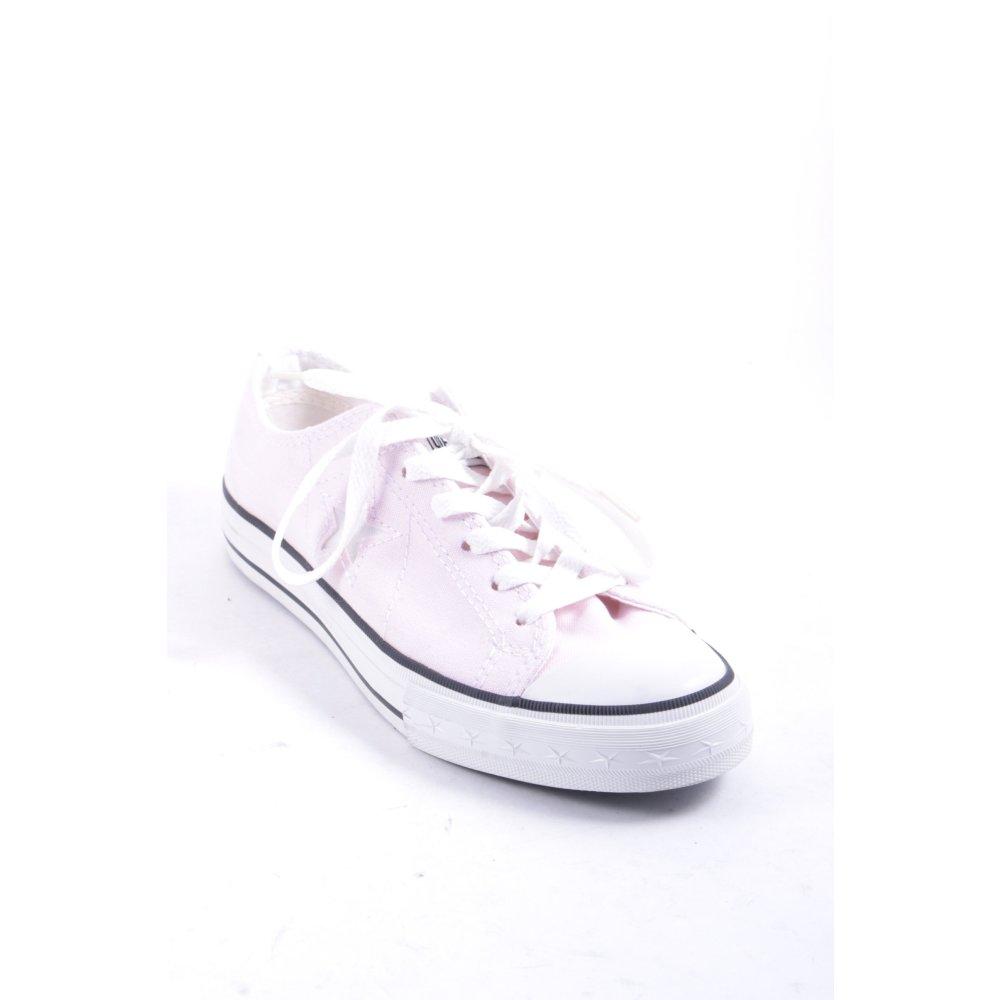 CONVERSE Sneaker stringata One Star rosa pallido Donna Taglia IT 37