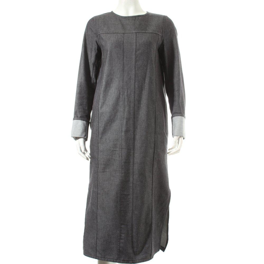 cos jeanskleid dunkelblau street fashion look damen gr de 36 kleid dress ebay. Black Bedroom Furniture Sets. Home Design Ideas