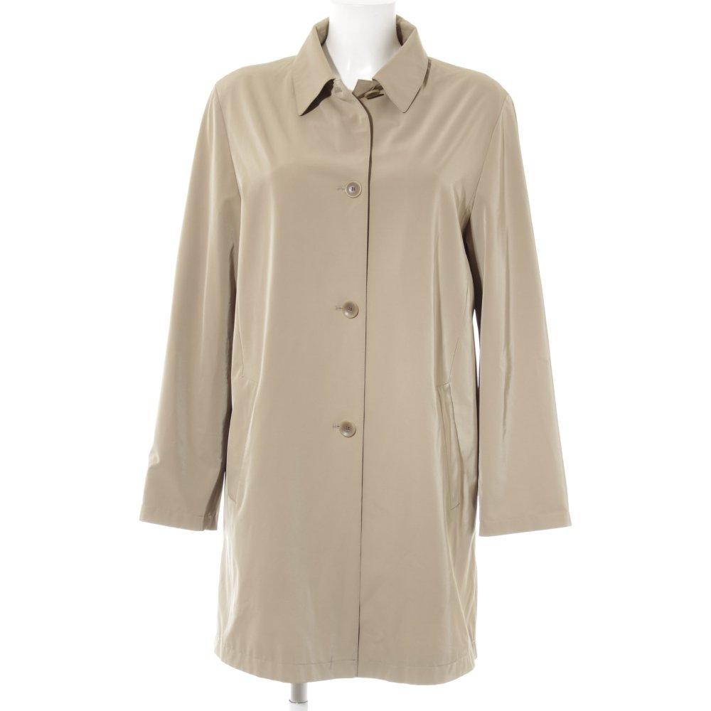 Dettagli su DINOMODA Trench beige stile casual Donna Taglia IT 42 Cappotto