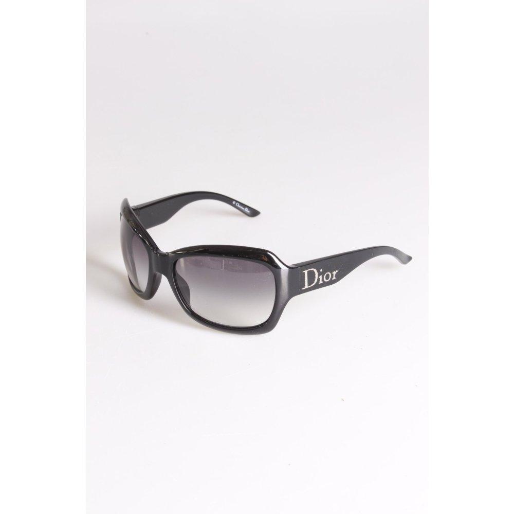 dior sonnenbrille schwarz damen sunglasses ebay. Black Bedroom Furniture Sets. Home Design Ideas