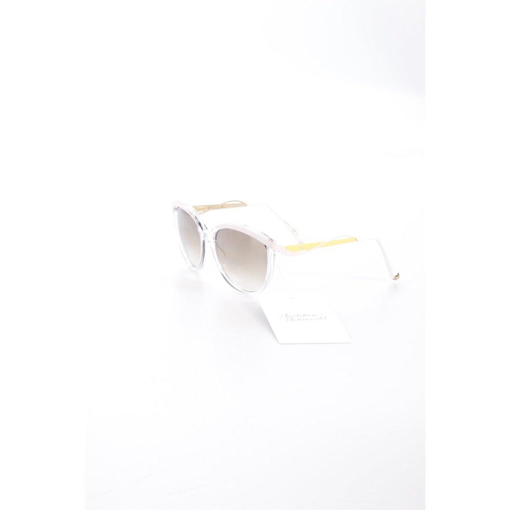 dior sonnenbrille transparent bunt damen wei sunglasses ebay. Black Bedroom Furniture Sets. Home Design Ideas