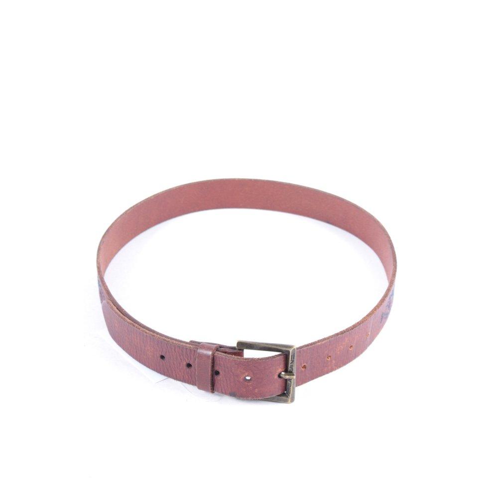 l'atteggiamento migliore prezzo più basso metà fuori ENERGIE Cintura di pelle multicolore Stile Boho Donna Taglia IT 90 ...