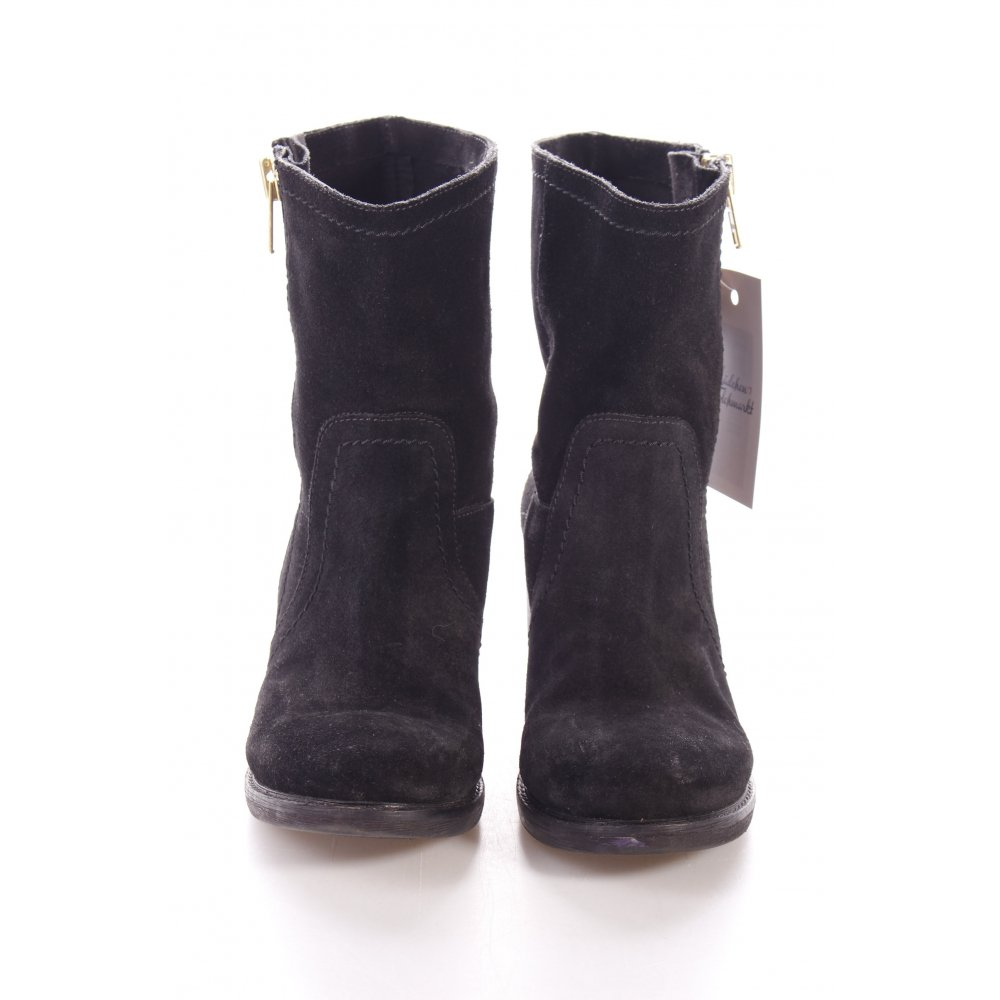 esprit booties schwarz damen gr de 38 stiefeletten damenschuhe. Black Bedroom Furniture Sets. Home Design Ideas