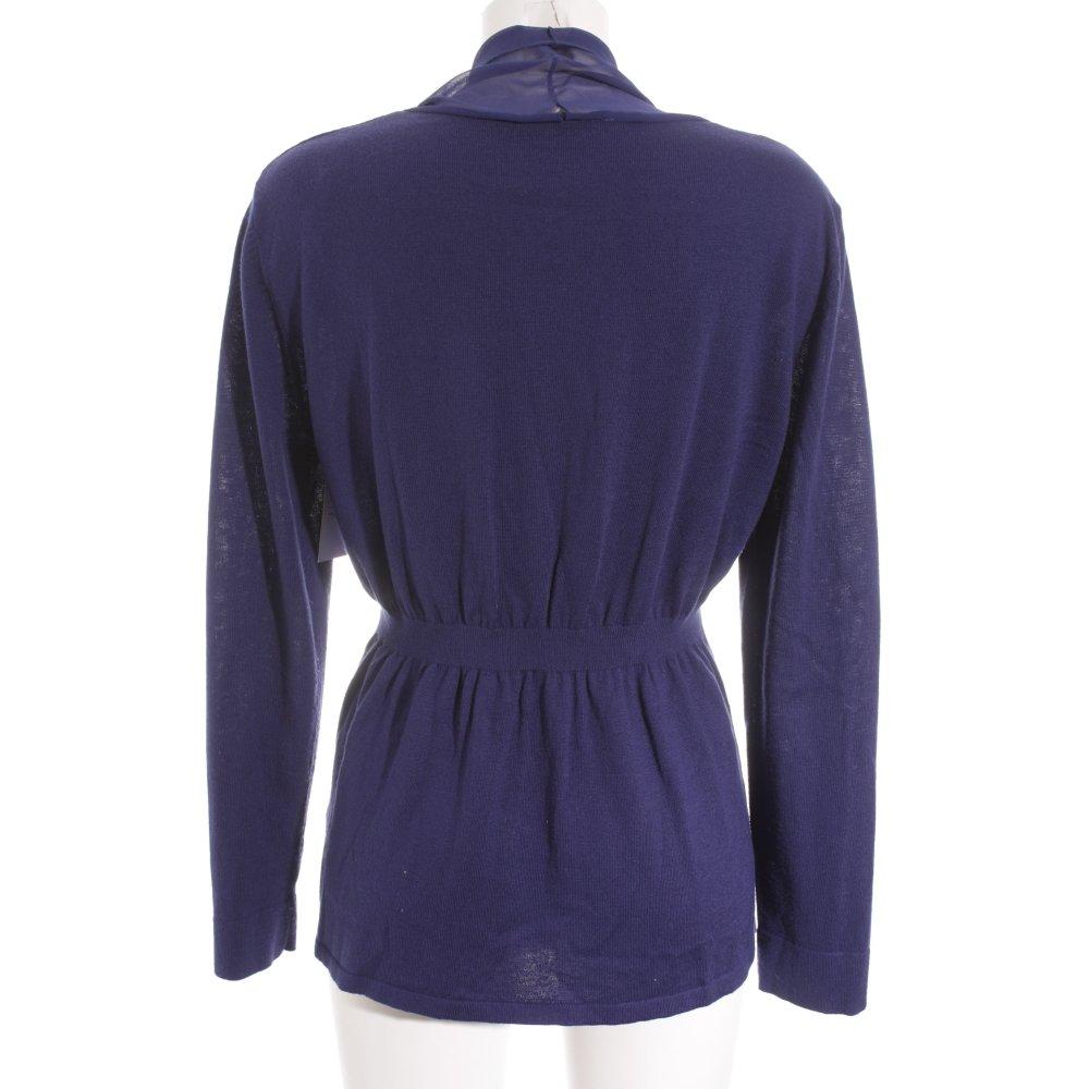 esprit cardigan blau kuschel optik damen gr de 42 jacke jacket ebay. Black Bedroom Furniture Sets. Home Design Ideas