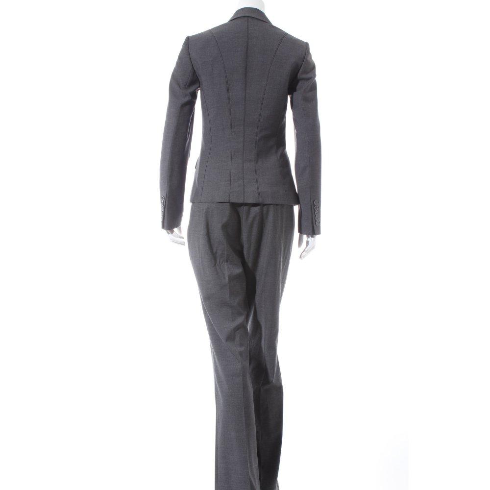 esprit hosenanzug dunkelgrau business look damen gr de 34 anzug suit ebay. Black Bedroom Furniture Sets. Home Design Ideas