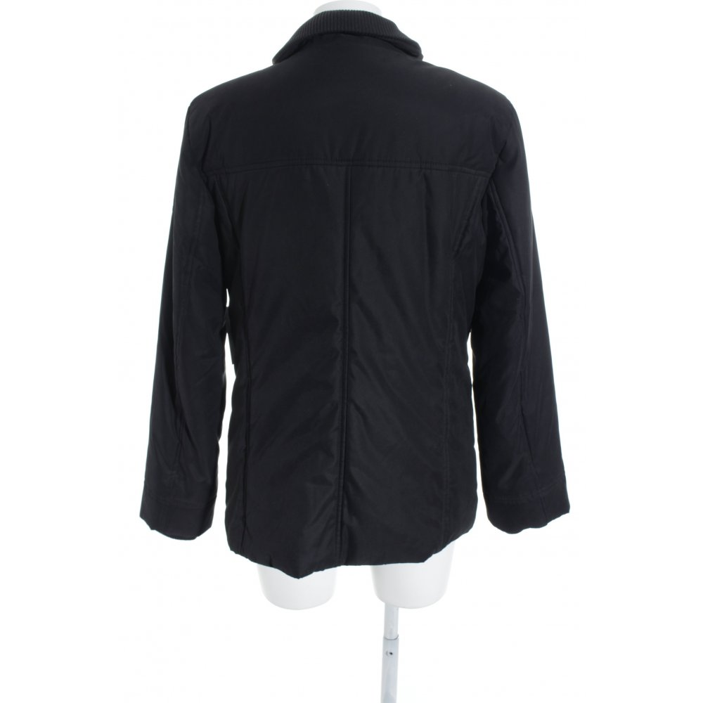 esprit winterjacke schwarz schlichter stil damen gr de 40 jacke jacket ebay. Black Bedroom Furniture Sets. Home Design Ideas