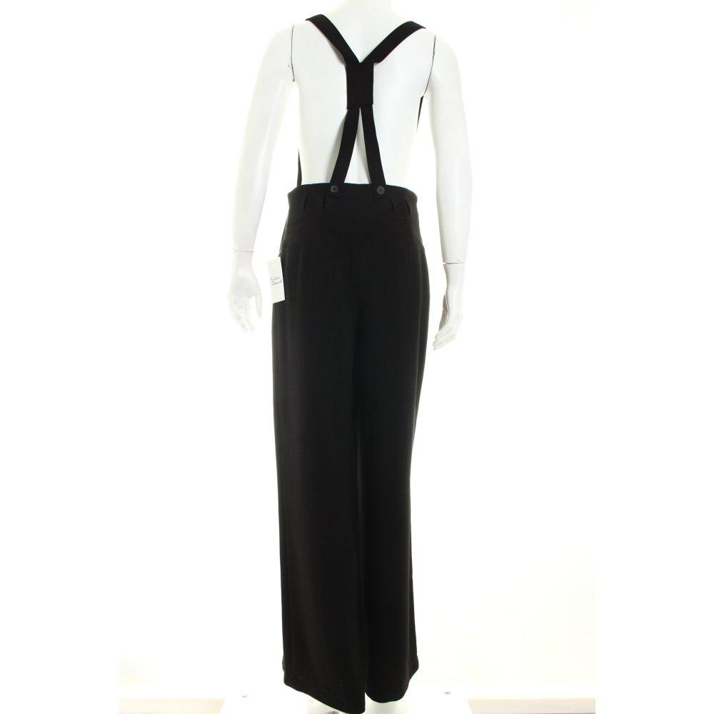 evelin brandt berlin marlene trousers black spot pattern. Black Bedroom Furniture Sets. Home Design Ideas