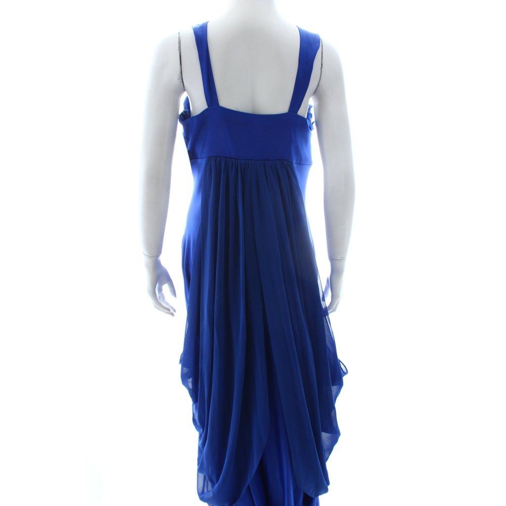 ferizay abendkleid blau elegant damen gr de 40 kleid. Black Bedroom Furniture Sets. Home Design Ideas