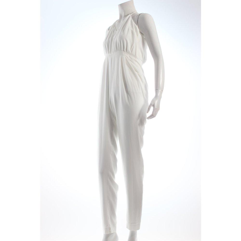 finders keepers jumpsuit wei elegant damen gr de 36 wei. Black Bedroom Furniture Sets. Home Design Ideas