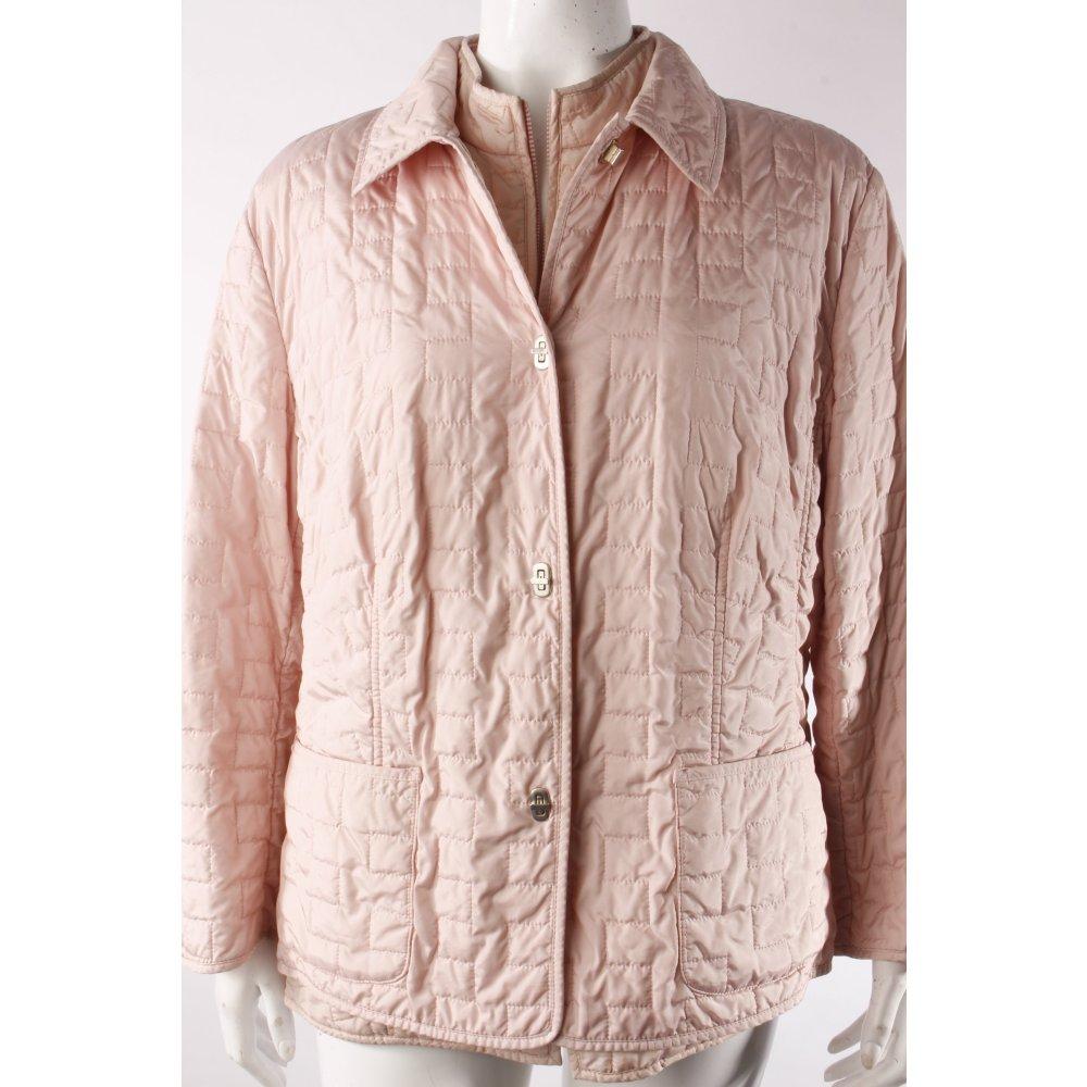 fuchs schmitt steppjacke und steppweste rosa damen gr de 46 hellrosa jacke ebay. Black Bedroom Furniture Sets. Home Design Ideas