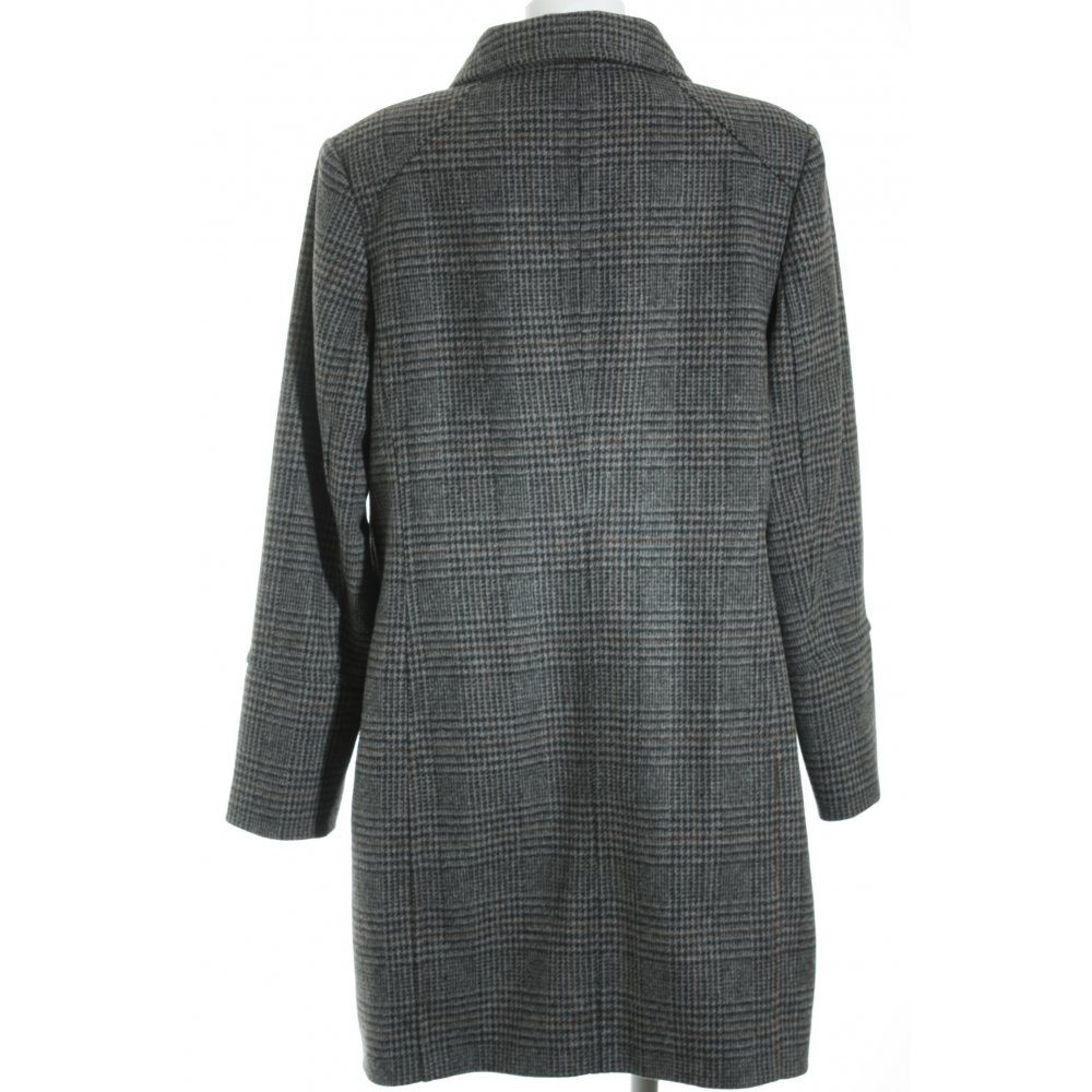 fuchs schmitt wool coat dark grey grey casual look women s size uk 16 ebay. Black Bedroom Furniture Sets. Home Design Ideas