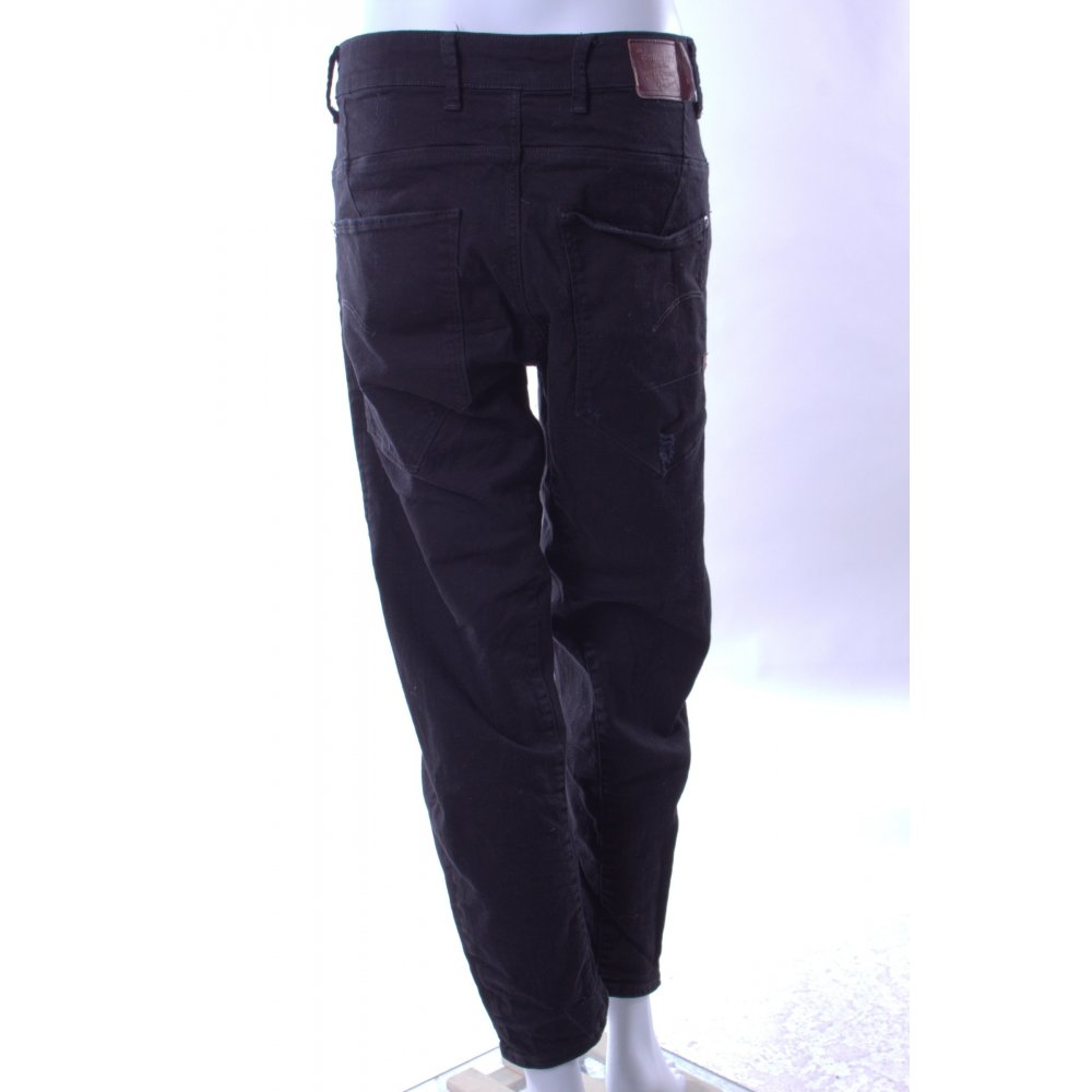 g star boyfriendjeans schwarz damen gr de 38 jeans. Black Bedroom Furniture Sets. Home Design Ideas