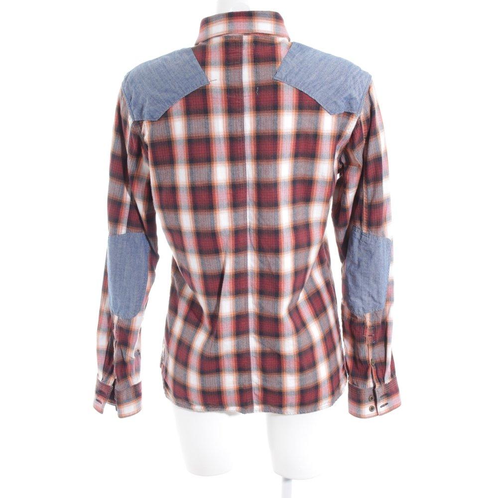 Détails sur G STAR RAW Chemise de bûcheron motif à carreaux style décontracté Dames T 40