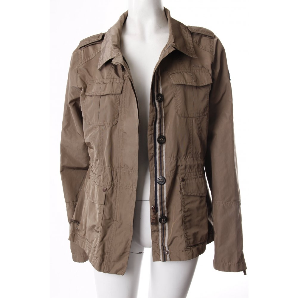 gaastra windstopper graubraun damen gr de 40 jacke jacket windbreaker ebay. Black Bedroom Furniture Sets. Home Design Ideas