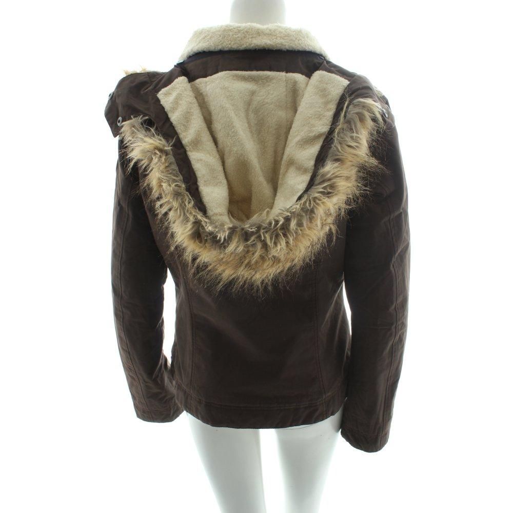 gaastra winterjacke graubraun casual look damen gr de 38 jacke jacket ebay. Black Bedroom Furniture Sets. Home Design Ideas