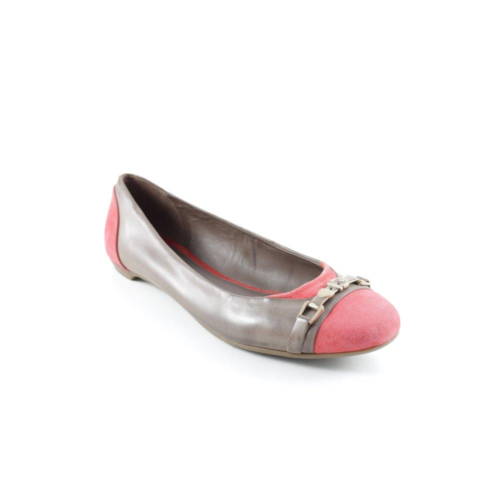 Geox RESPIRA pieghevole Ballerine Multicolore Stile Classica DONNA TG. de 39