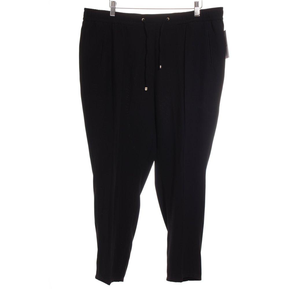 gerry weber haremshose schwarz business look damen gr de 44 hose trousers ebay. Black Bedroom Furniture Sets. Home Design Ideas