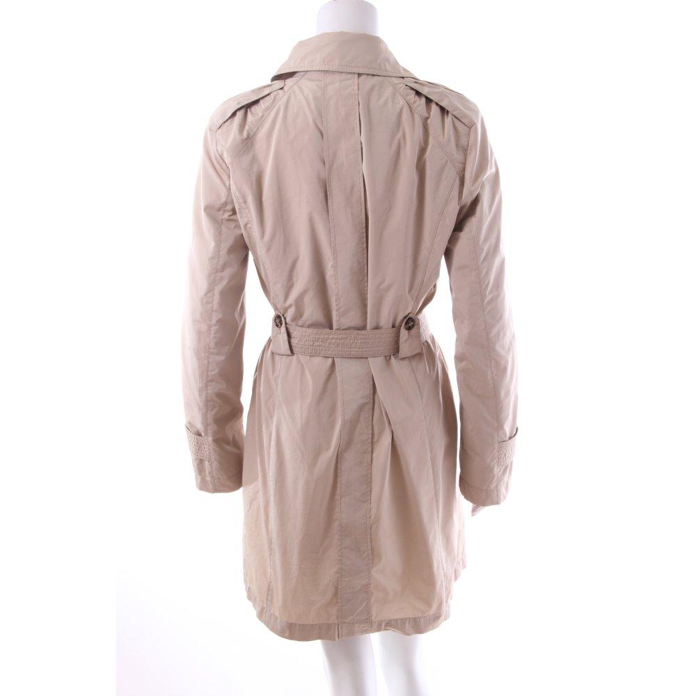 gil bret trenchcoat beige damen gr de 36 mantel coat. Black Bedroom Furniture Sets. Home Design Ideas