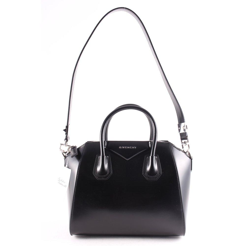 givenchy handbag antigona small tote black women s bag leather. Black Bedroom Furniture Sets. Home Design Ideas