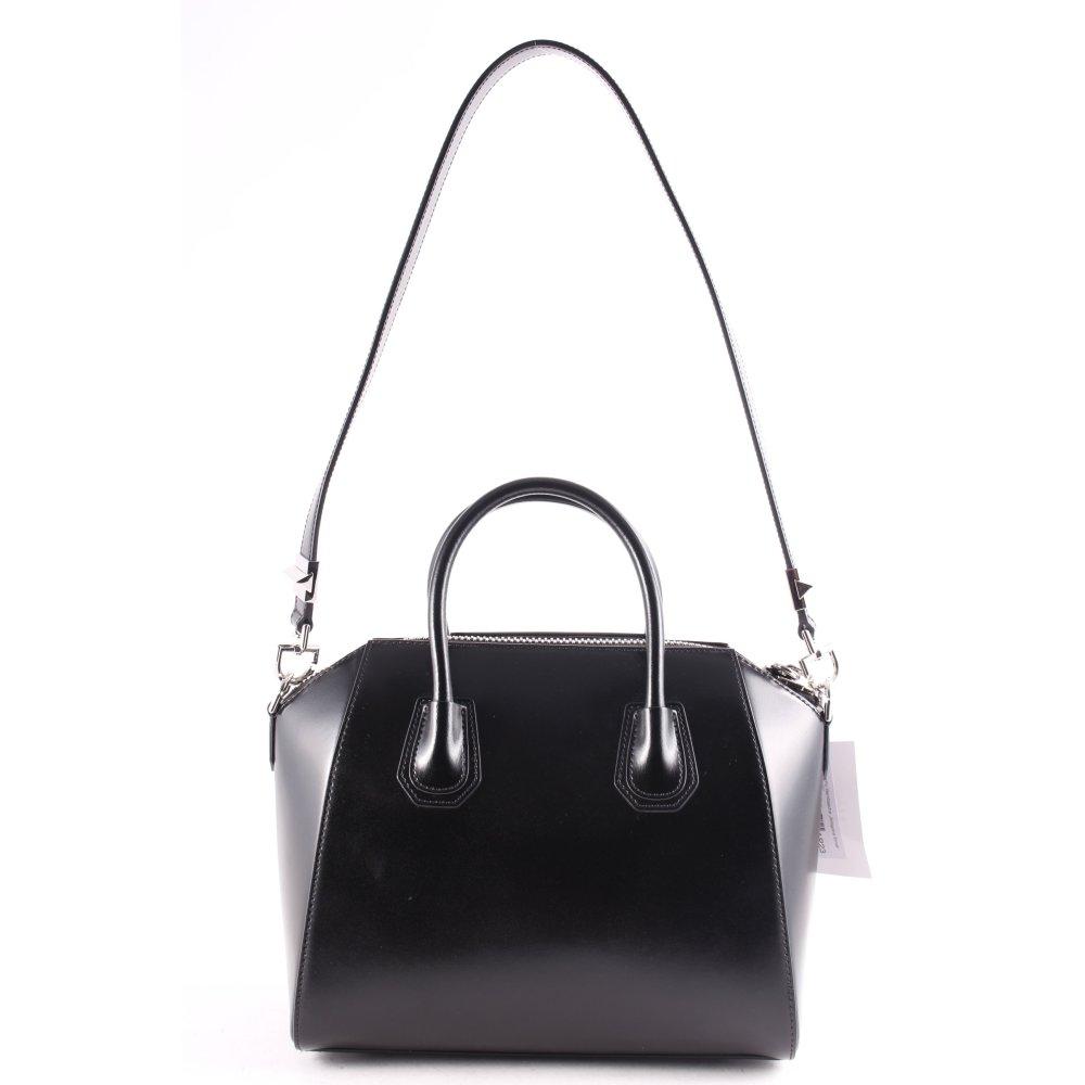 givenchy handbag antigona small tote black women s bag leather ebay. Black Bedroom Furniture Sets. Home Design Ideas