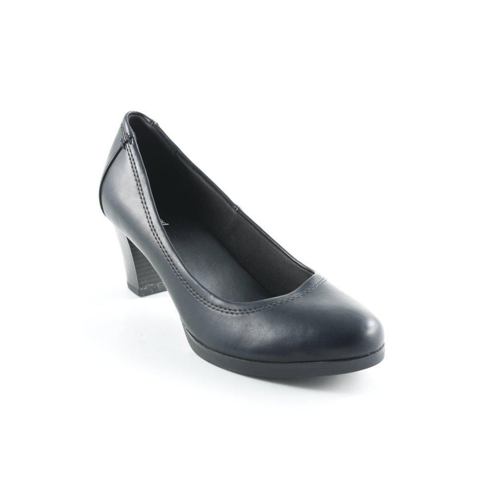 Damen Plateau Pumps von Graceland in schwarz