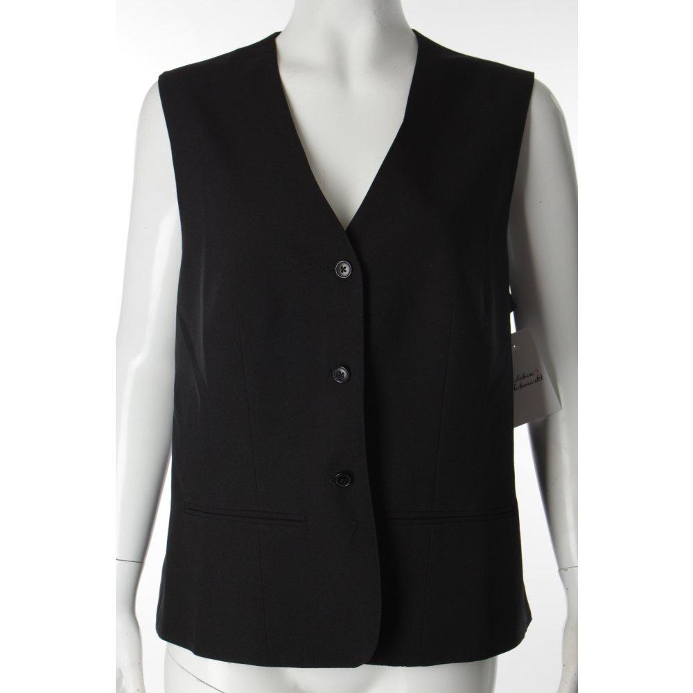 Greiff anzugweste schwarz klassischer stil damen gr de 42 for Klassischer stil