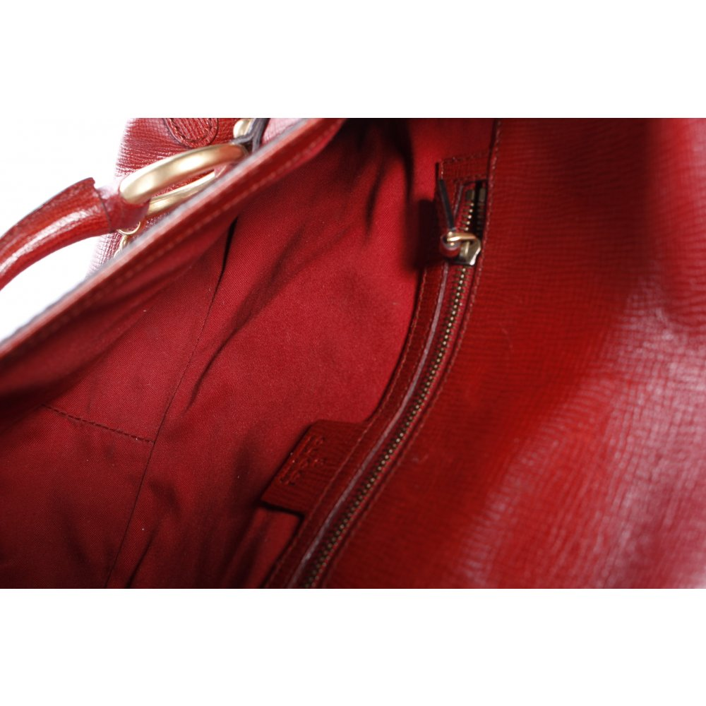 gucci handtasche horsebit dunkelrot damen tasche bag handbag ebay. Black Bedroom Furniture Sets. Home Design Ideas