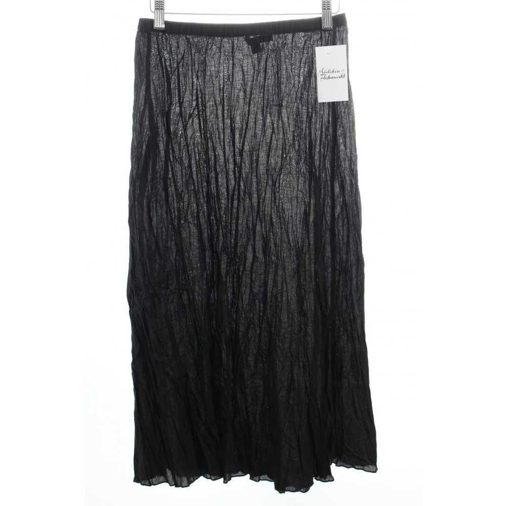 gudrun sj den crashrock schwarz casual look damen gr de 36 rock skirt ebay. Black Bedroom Furniture Sets. Home Design Ideas