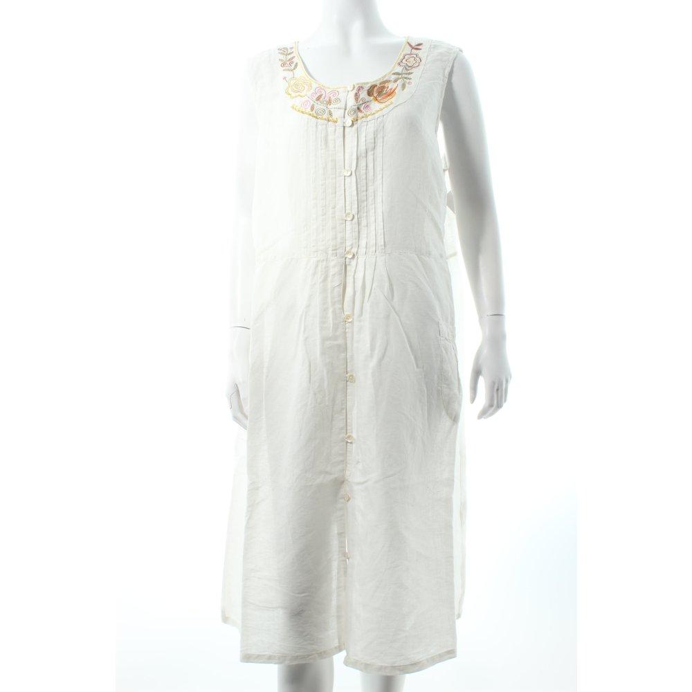 gudrun sj den tr gerkleid wei hippie look damen gr de 56 wei kleid dress ebay. Black Bedroom Furniture Sets. Home Design Ideas