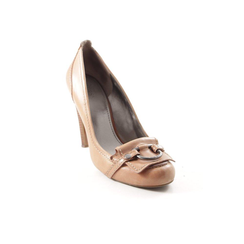 GUESS Loafer marrone chiaro elementi decorativi Donna Taglia IT 41 Dcollet
