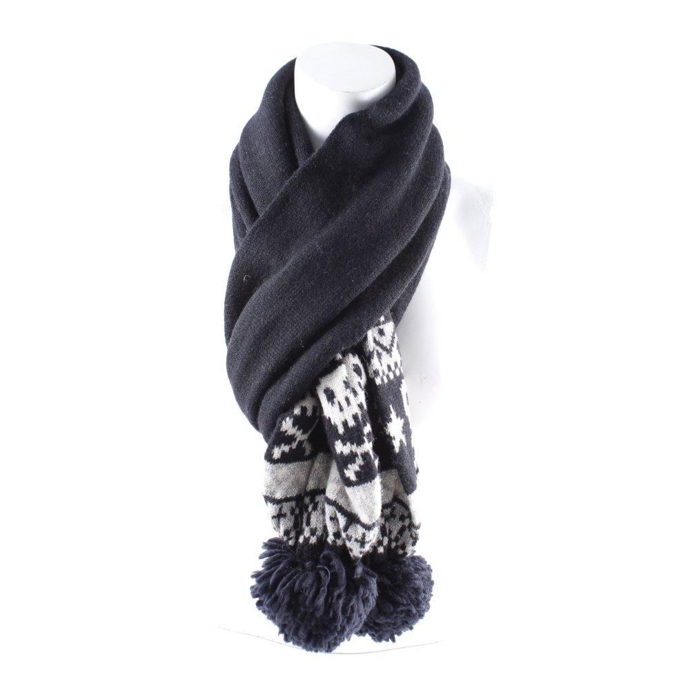 Scarpe 2018 l'ultimo andare online H&M DIVIDED Sciarpa di lana nero soffice Donna | eBay