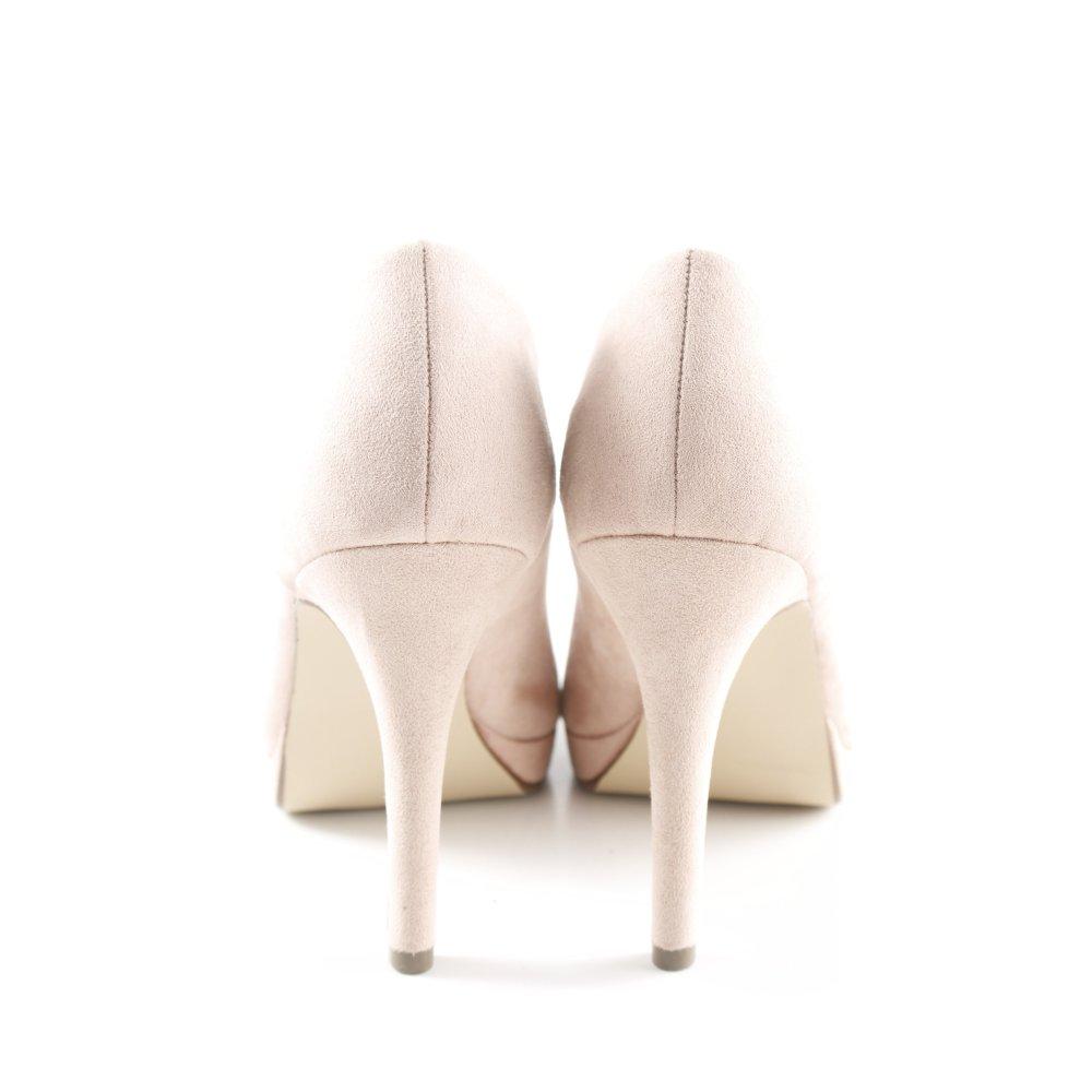 H&M High Heels altrosa Business Look Damen Gr. DE 41 Pumps