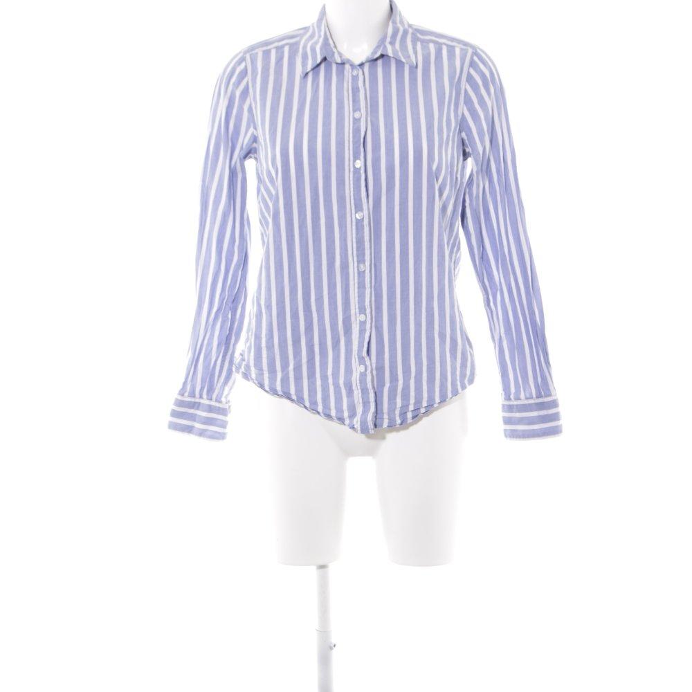 Camisa LOGG H&M mujer manga larga talla 38
