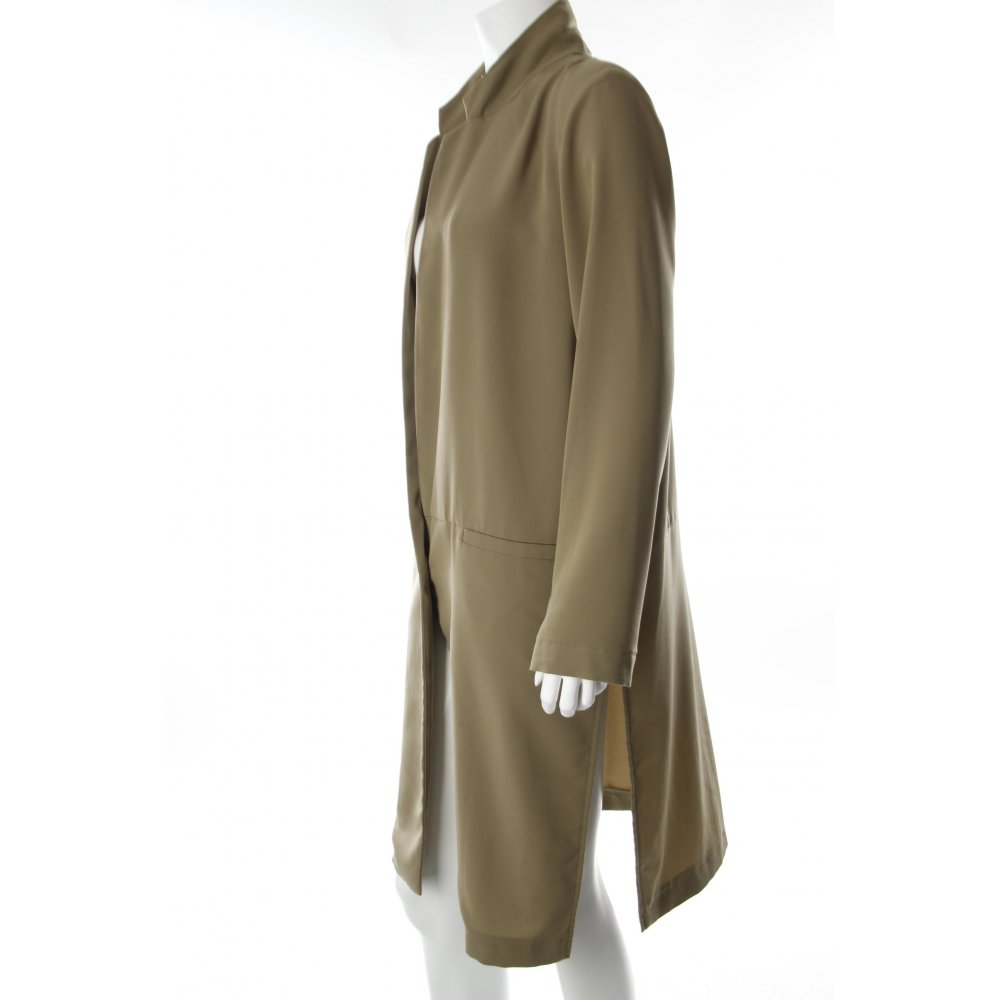h m long blazer grasgr n damen gr de 38 long blazer ebay. Black Bedroom Furniture Sets. Home Design Ideas