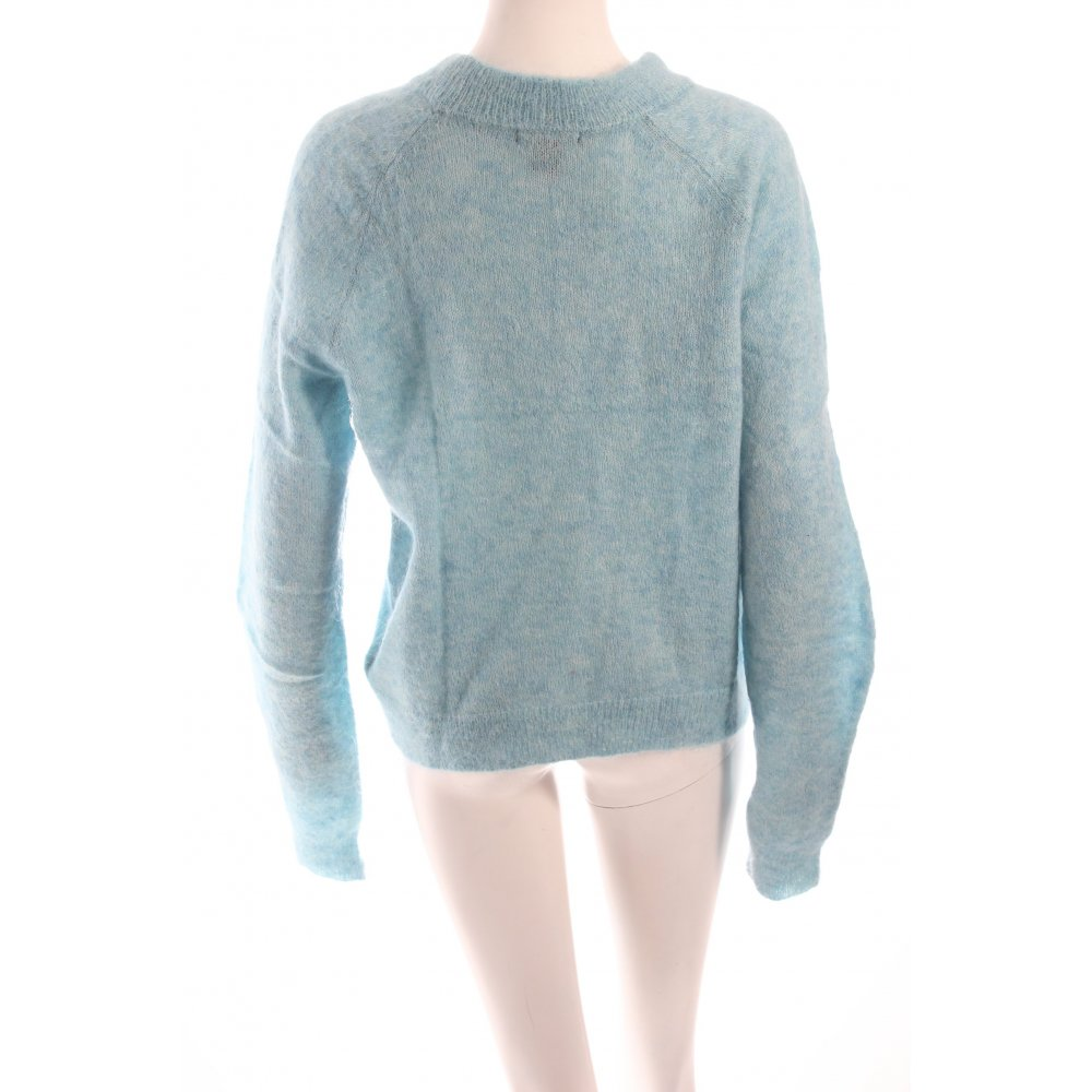 h m pullover t rkis damen gr de 36 sweater ebay. Black Bedroom Furniture Sets. Home Design Ideas