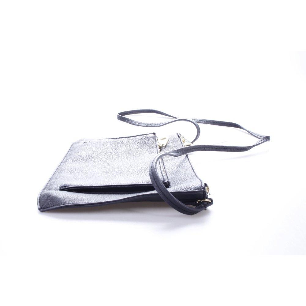 details zu h m umh ngetasche schwarz damen tasche bag crossbody bag. Black Bedroom Furniture Sets. Home Design Ideas