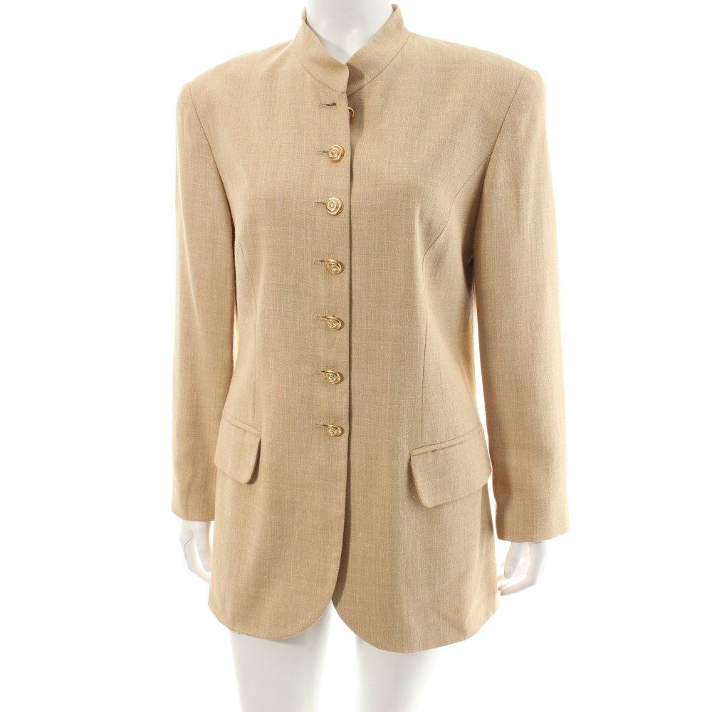 hardob blazer beige elegant damen gr de 38 ebay. Black Bedroom Furniture Sets. Home Design Ideas