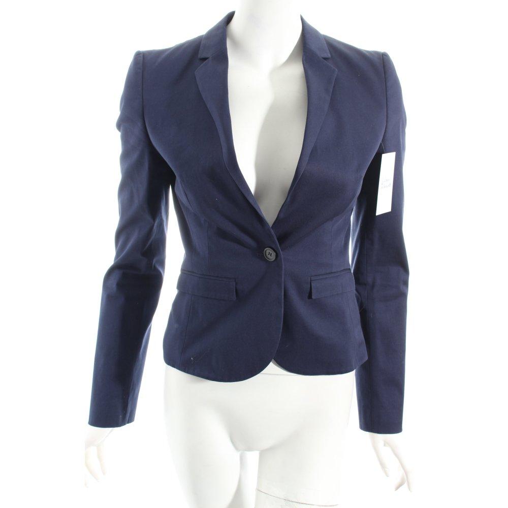 hugo boss blazer blau casual look damen gr de 34 ebay. Black Bedroom Furniture Sets. Home Design Ideas