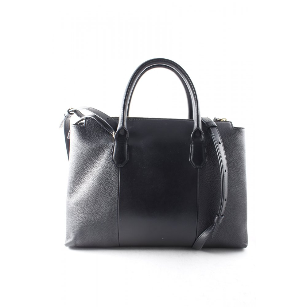 hugo boss handtaschen damen hugo boss handtasche schwarz eleganz look damen tasche bag. Black Bedroom Furniture Sets. Home Design Ideas