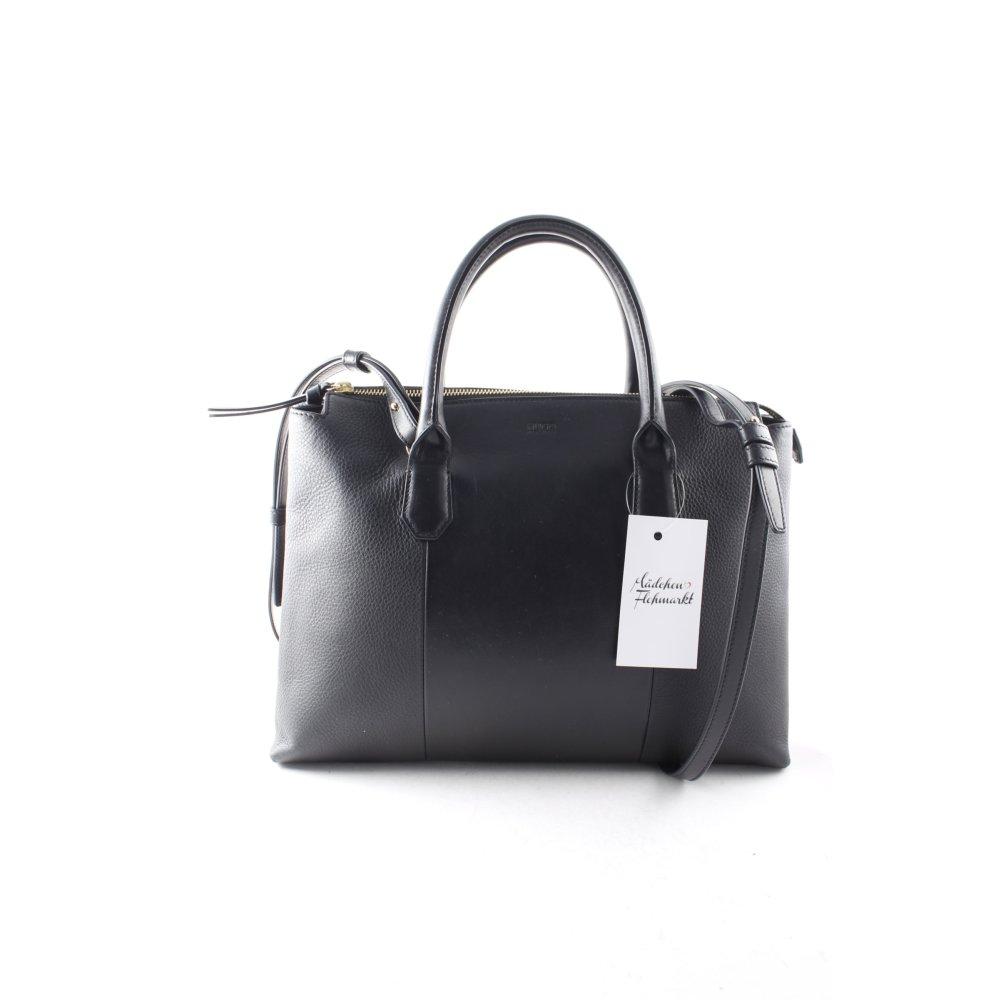 tasche hugo boss damen hugo boss bag nailah leather. Black Bedroom Furniture Sets. Home Design Ideas