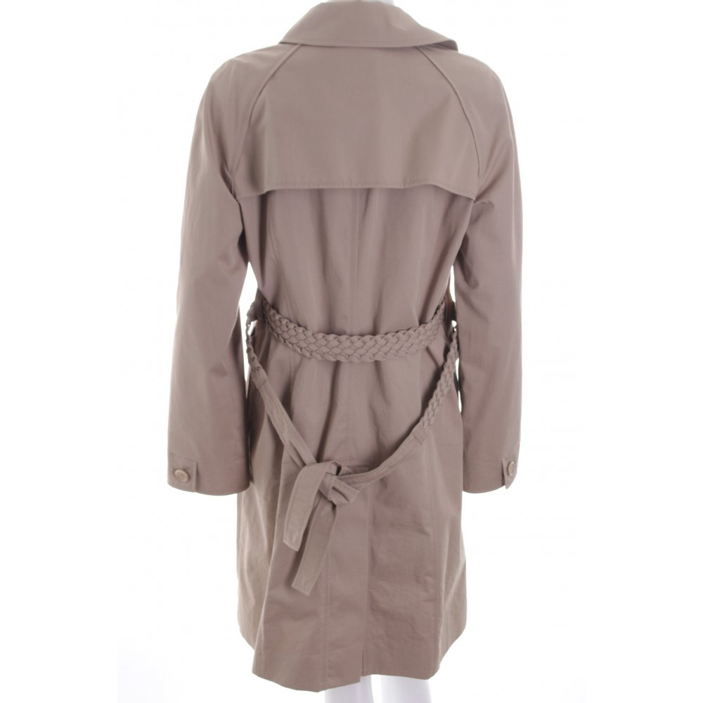hugo boss trench coat camel business style women s size uk. Black Bedroom Furniture Sets. Home Design Ideas