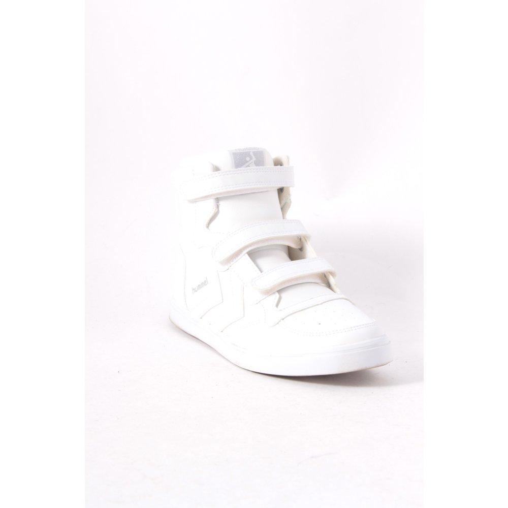 hummel high top sneaker wei sportlicher stil damen gr de 38 wei sneakers. Black Bedroom Furniture Sets. Home Design Ideas