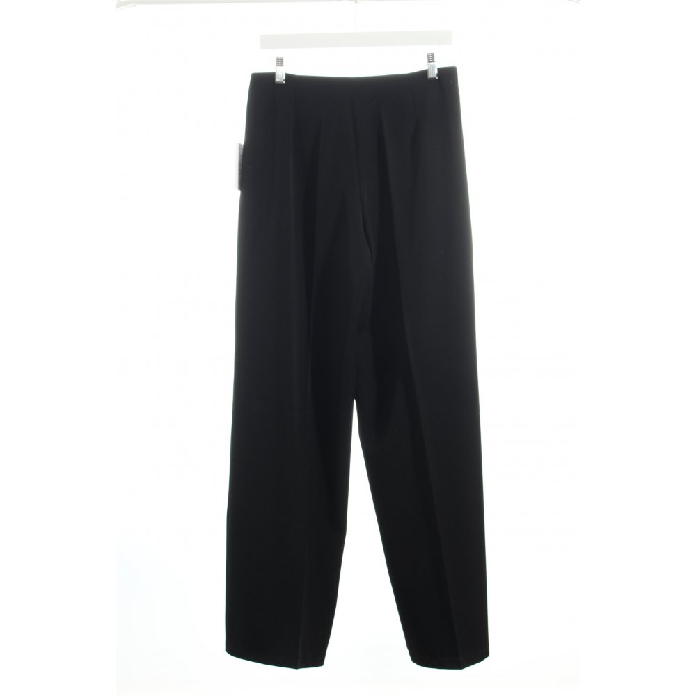 jal marlene trousers hector black women s size uk 14 ebay. Black Bedroom Furniture Sets. Home Design Ideas