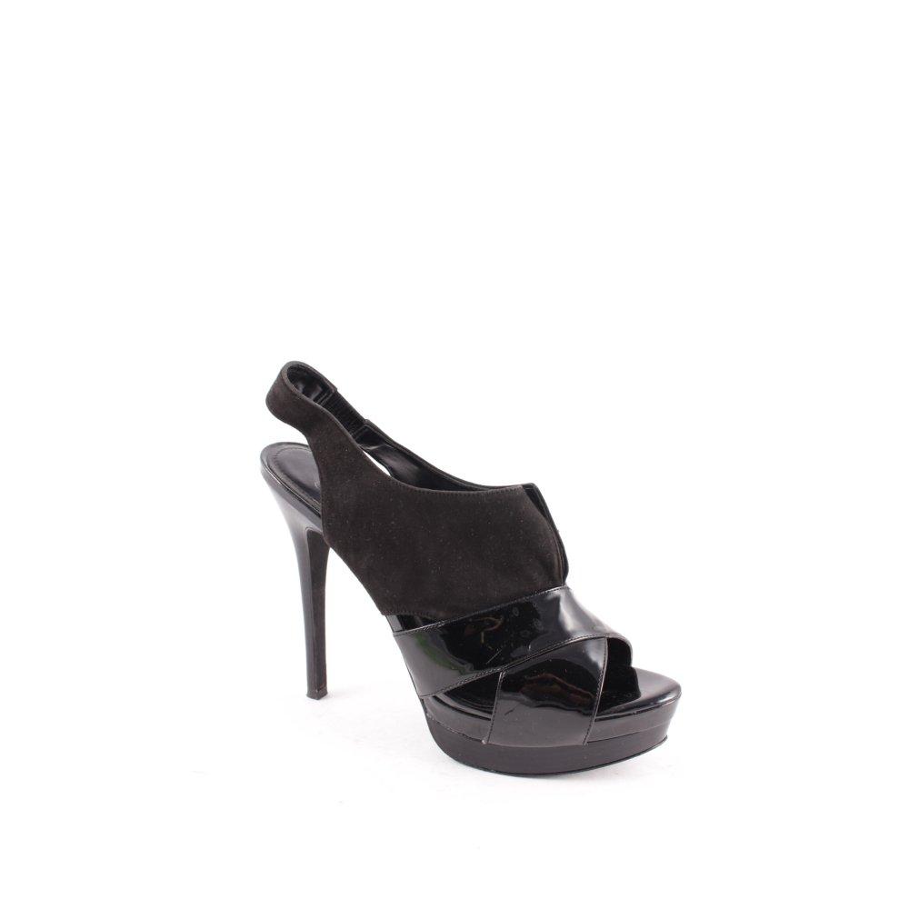 jessica simpson plateau pumps schwarz elegant damen gr de. Black Bedroom Furniture Sets. Home Design Ideas