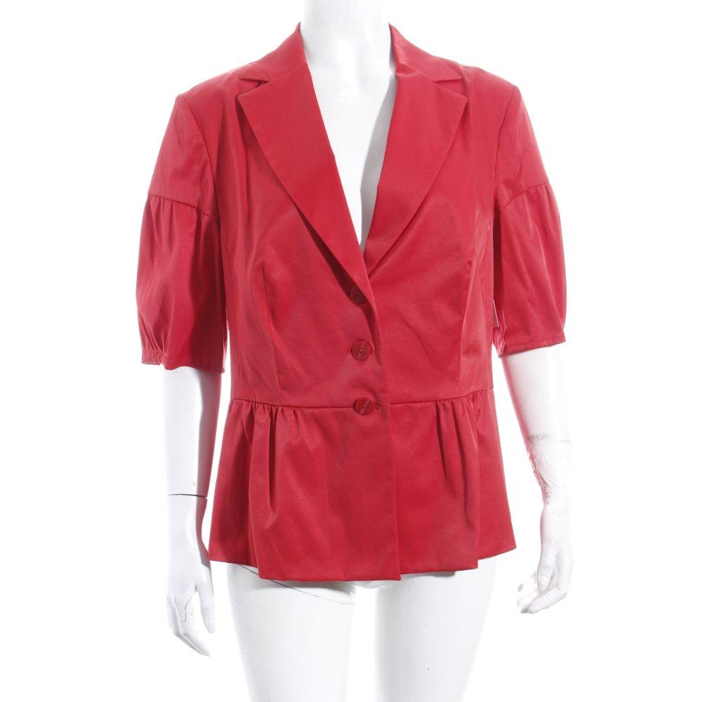 jones blazer rot casual look damen gr de 42 ebay. Black Bedroom Furniture Sets. Home Design Ideas