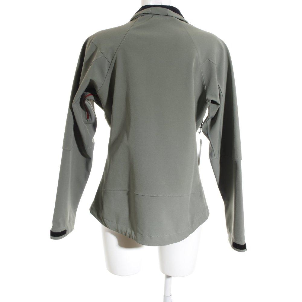 kaikkialla softshell jacket khaki casual look women s size. Black Bedroom Furniture Sets. Home Design Ideas