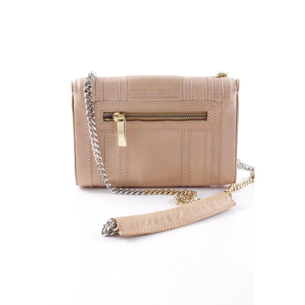 kaviar gauche umh ngetasche nude elegant damen tasche bag crossbody bag ebay. Black Bedroom Furniture Sets. Home Design Ideas