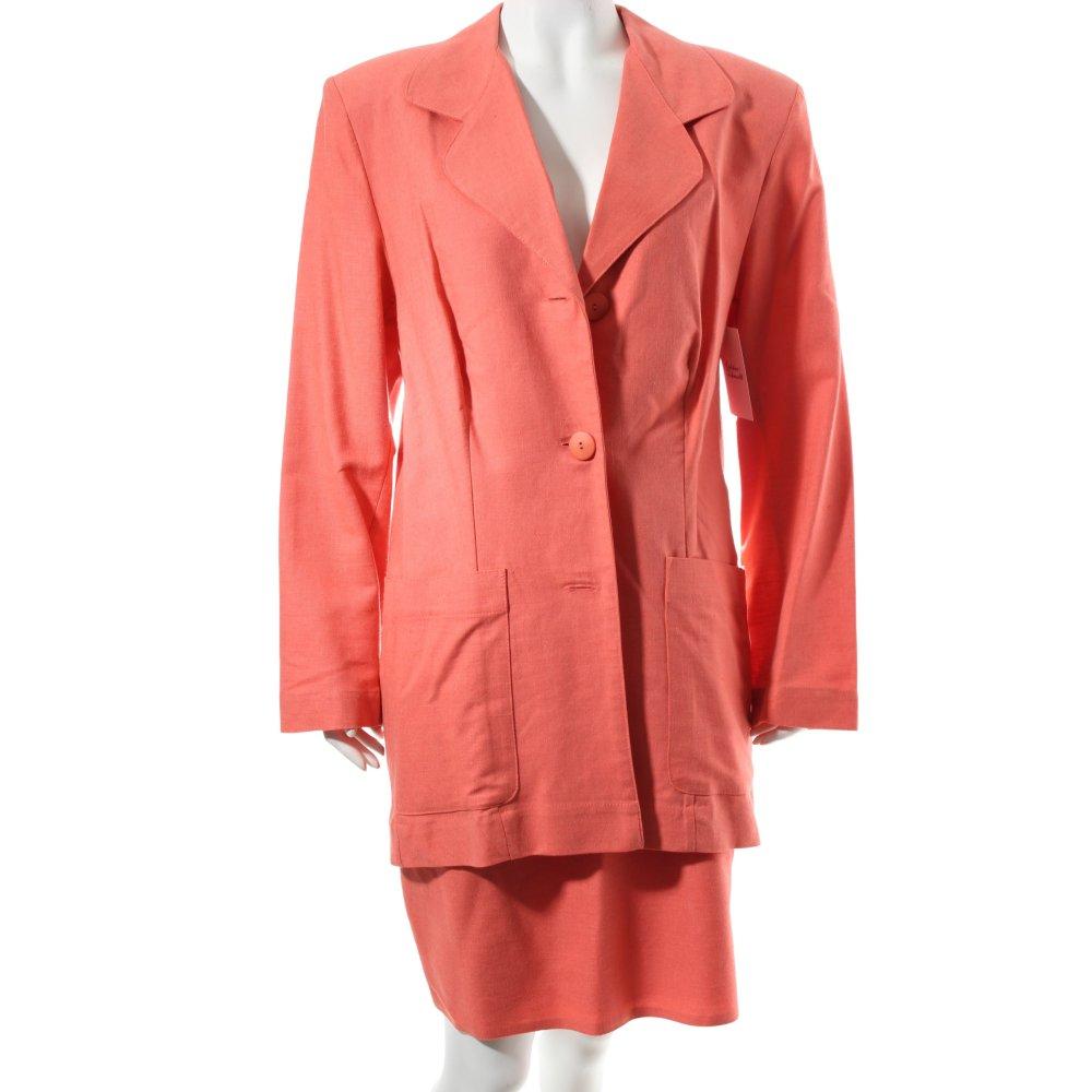 kost m rosa business look damen gr de 40 anzug suit. Black Bedroom Furniture Sets. Home Design Ideas